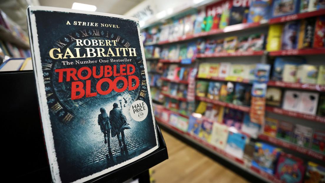 JK Rowling vuelve a desatar la ira en redes con nueva novela