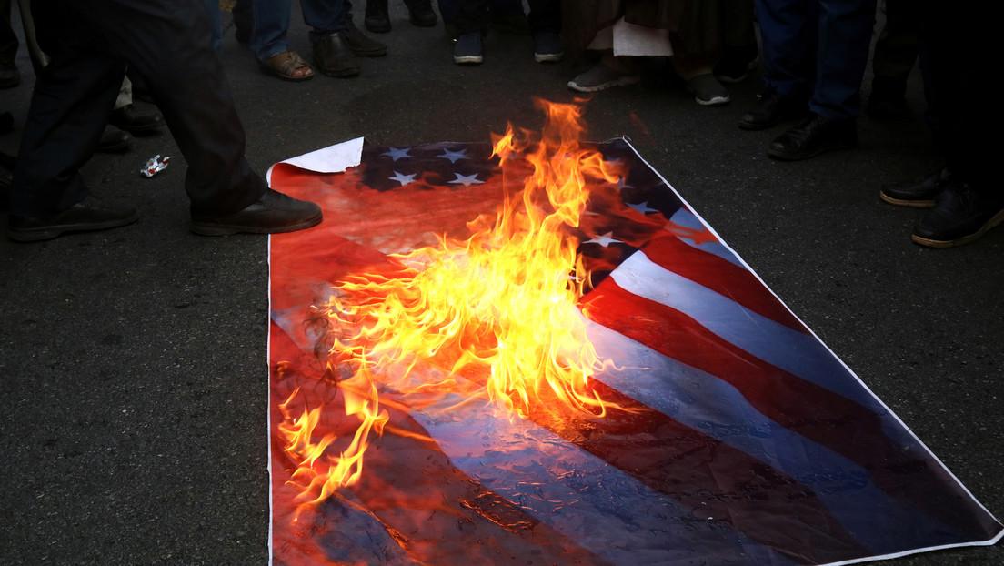 """Irán advierte a EE.UU. que no cometa un """"nuevo error estratégico"""" tras las amenazas de Trump"""