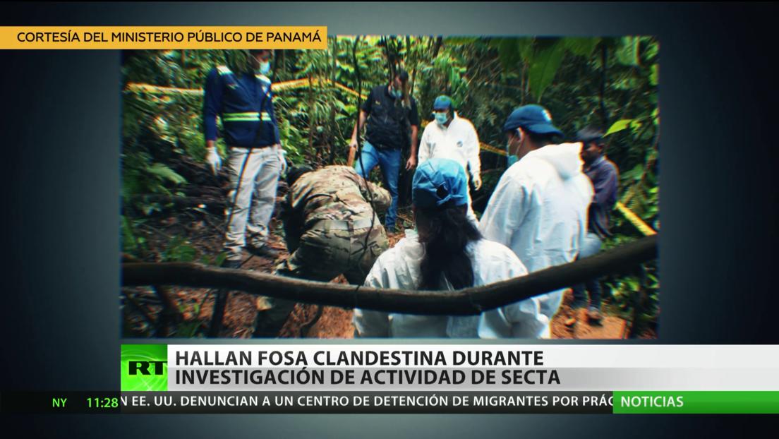 Panamá: Hallan una fosa clandestina donde varias sectas religiosas habrían llevado a cabo actividades