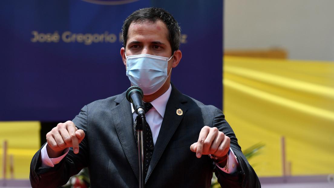 """El opositor Juan Guaidó pide a la UE fijar unos """"mínimos"""" para garantizar las elecciones parlamentarias en Venezuela"""