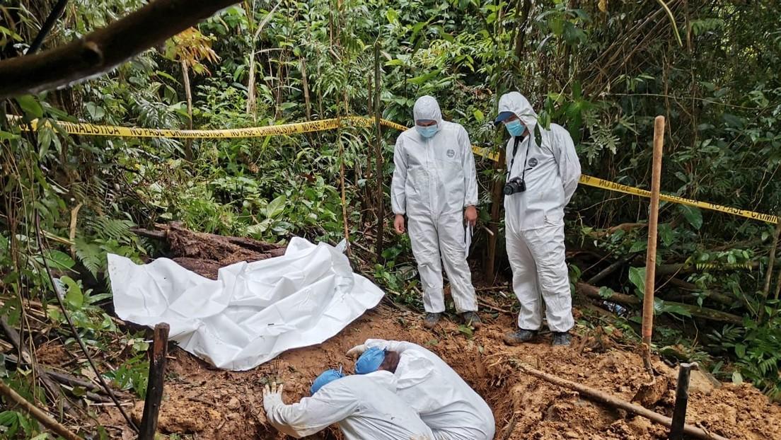 Hallan en Panamá una fosa común con los cuerpos de presuntas víctimas de una secta religiosa