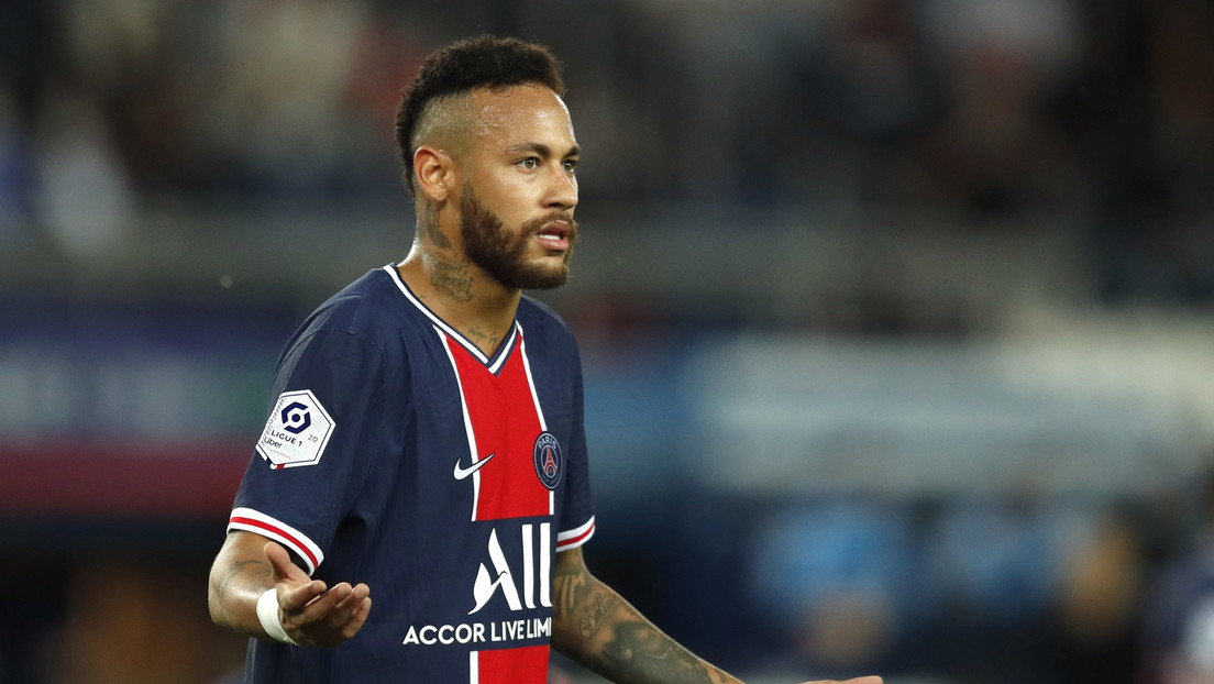 """""""No es la primera vez que Neymar es víctima de racismo"""": Gobierno brasileño se solidariza con el futbolista del PSG"""