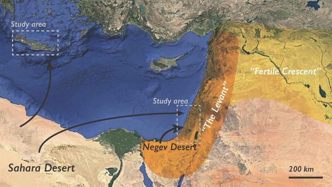 La existencia de una antigua civilización podría haber dependido de un factor inesperado