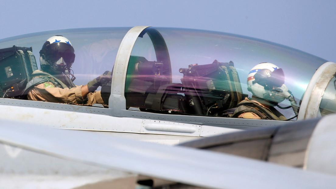 La Fuerza Aérea de EE.UU. prueba en secreto el primer caza de próxima generación thumbnail