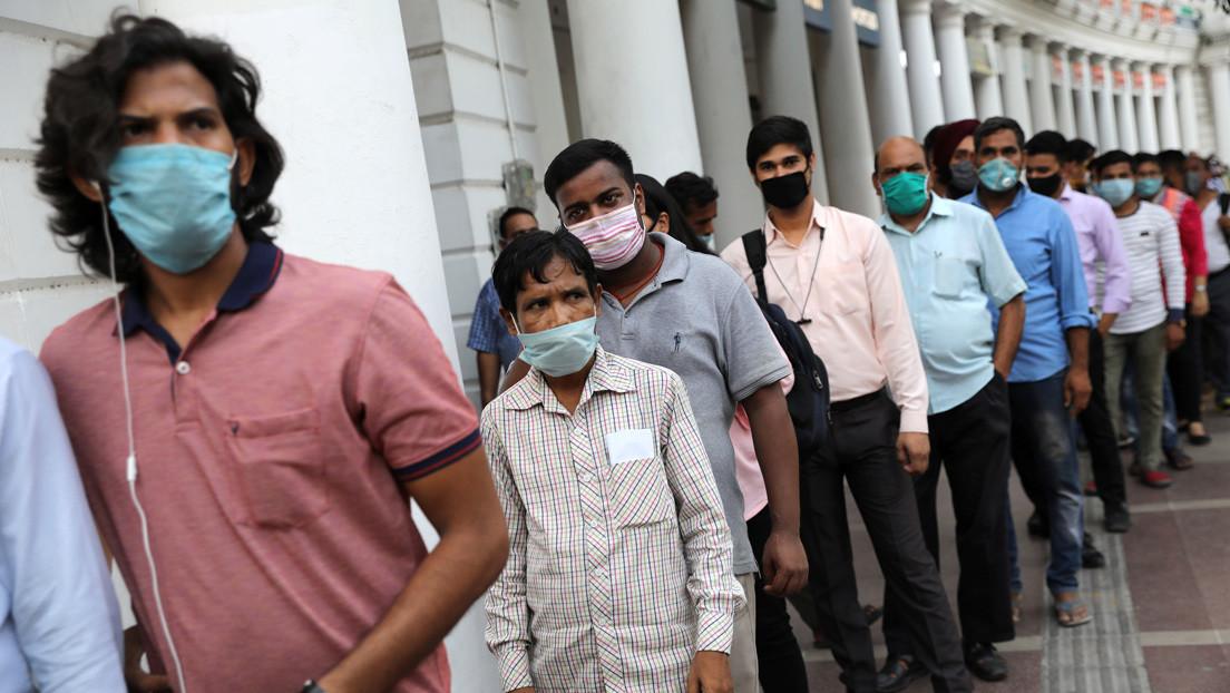 """Enviado especial de la OMS: """"Recién estamos al comienzo de la pandemia y no sabemos cuándo acabará"""""""