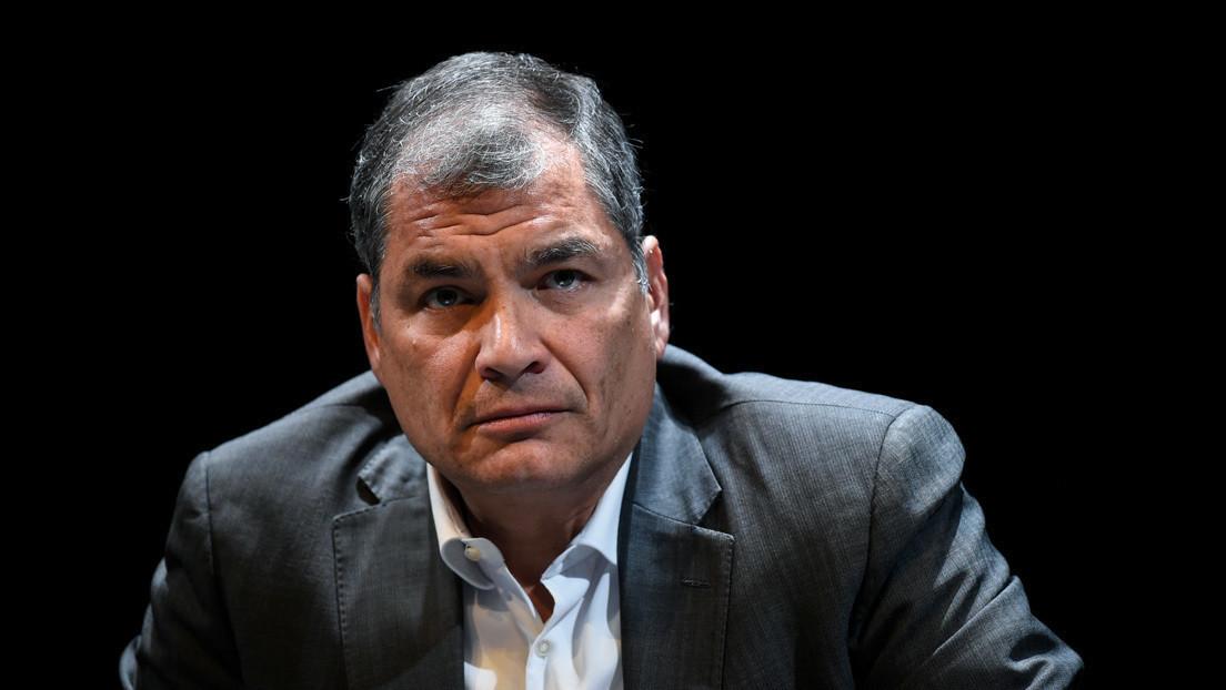 Correa denuncia que el CNE de Ecuador eliminó al partido Compromiso Social, a dos días de la inscripción de las candidaturas