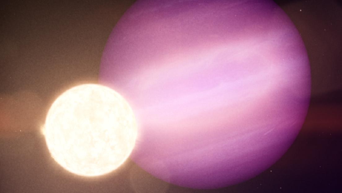 Detectan primer posible planeta intacto cercano a una estrella muerta