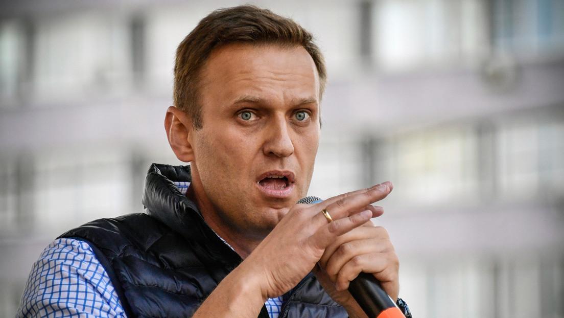 """Moscú: """"A Occidente no le interesa determinar la verdad sobre el incidente con Navalny"""""""