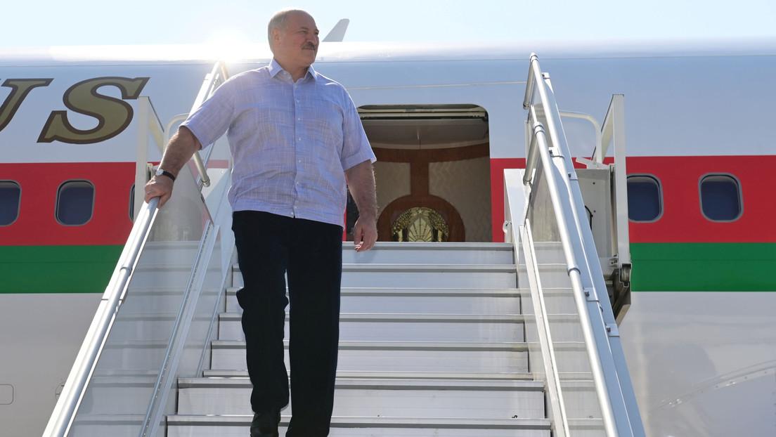 Lukashenko anuncia el cierre de fronteras de Bielorrusia con Lituania, Polonia y Ucrania