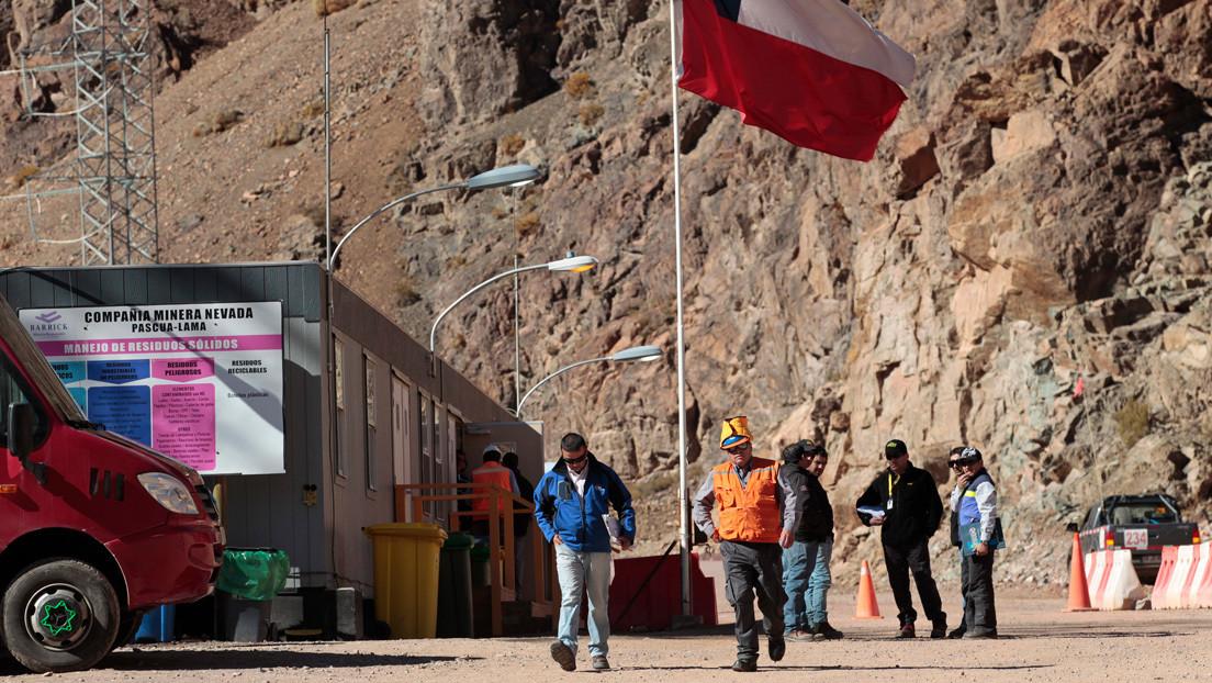 La Justicia chilena confirma el cierre de un megaproyecto minero de Barrick Gold por daños ambientales
