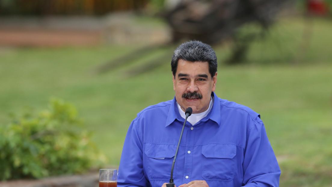 """Maduro a la Unión Europea: """"No se pueden quedar pegados en el guión de Donald Trump"""""""