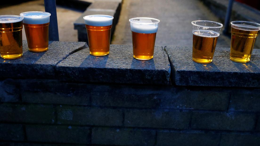 Un niño de 11 años muere en una competencia de bebedores de cerveza