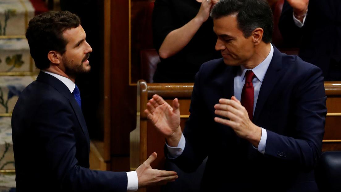 """Lima expresa su """"malestar"""" con el presidente del Partido Popular por decir que """"solo Perú está peor"""" que España por el coronavirus thumbnail"""