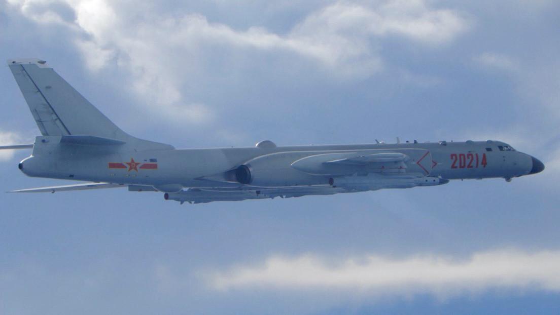 """""""Los que juegan con fuego se quemarán"""": China arremete contra EE.UU. e inicia ejercicios militares cerca de Taiwán"""