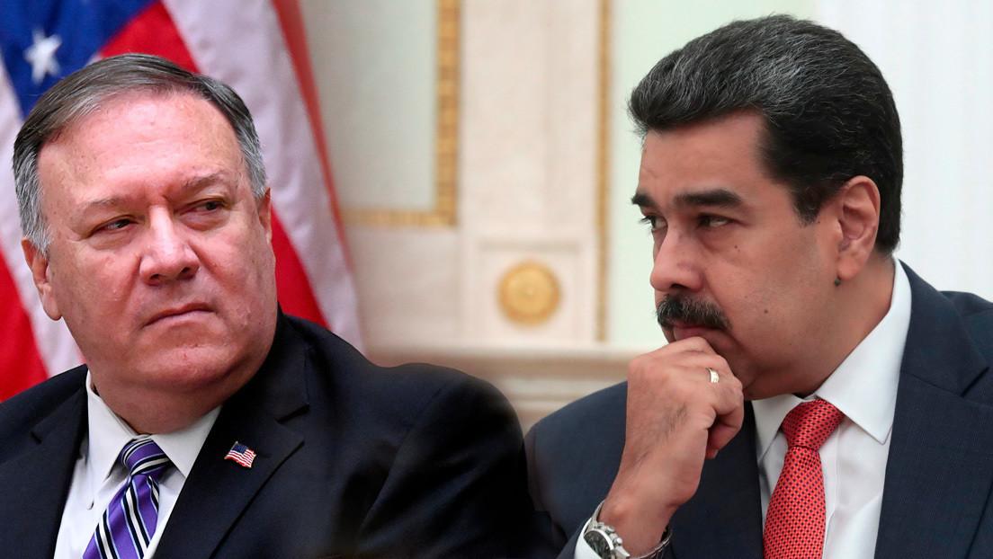 """Maduro tiene que irse"", insiste Pompeo durante su gira por Sudamérica"