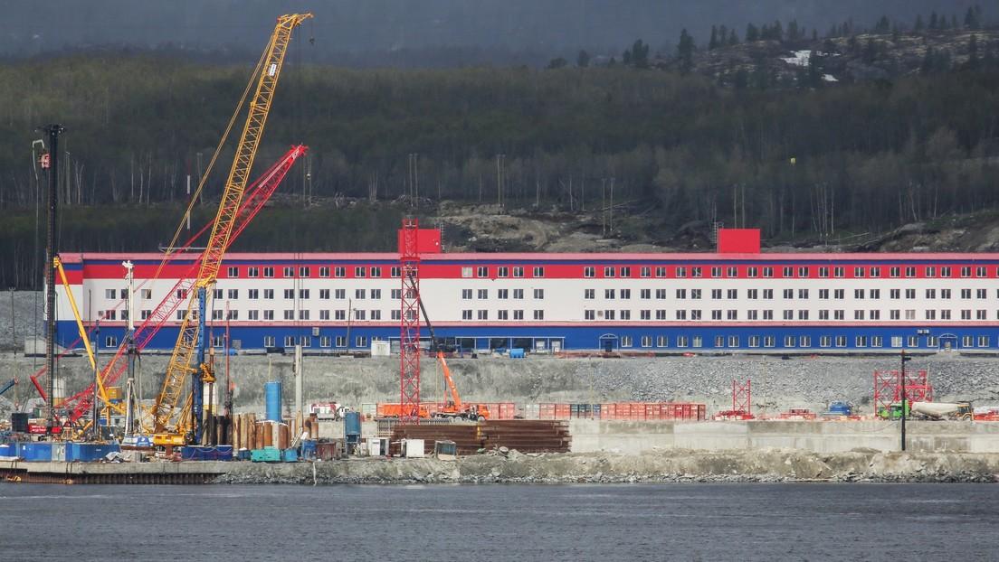 Prestamistas globales, listos para ofrecer 9.500 millones de dólares a un proyecto ruso de gas natural licuado en el Ártico