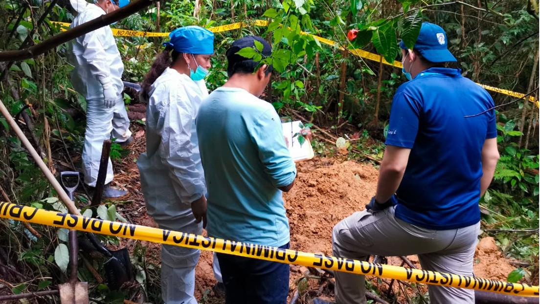 La Fiscalía de Panamá imputará a tres personas tras el hallazgo de una fosa común vinculada a una posible secta