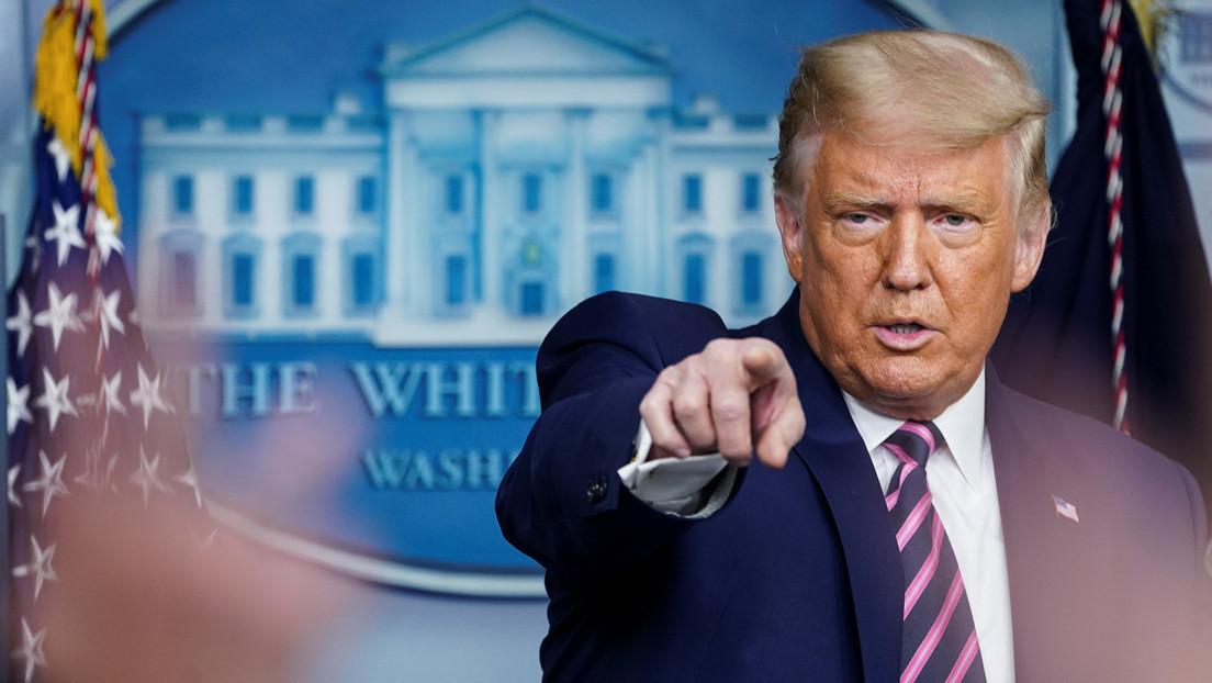 """Trump espera que la vacuna del covid-19 esté disponible para """"todos los estadounidenses"""" en abril de 2021"""