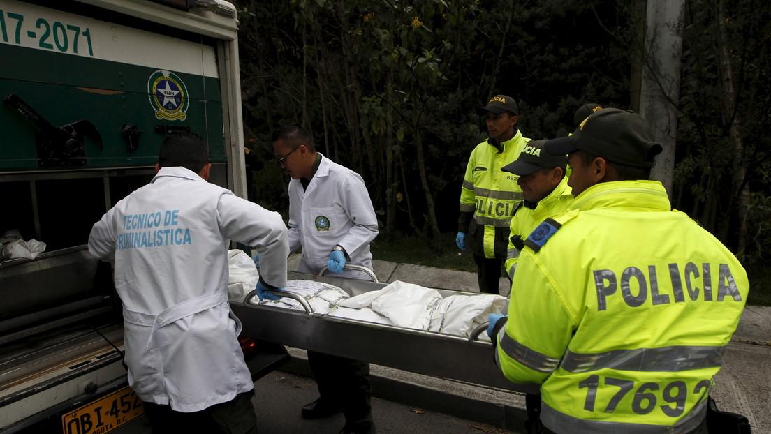 Nueva masacre en Colombia: tres jóvenes fueron asesinados a balazos en un bar