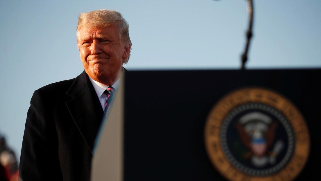 Trump asigna fondos a Puerto Rico a pocas semanas de las elecciones en EE.UU.