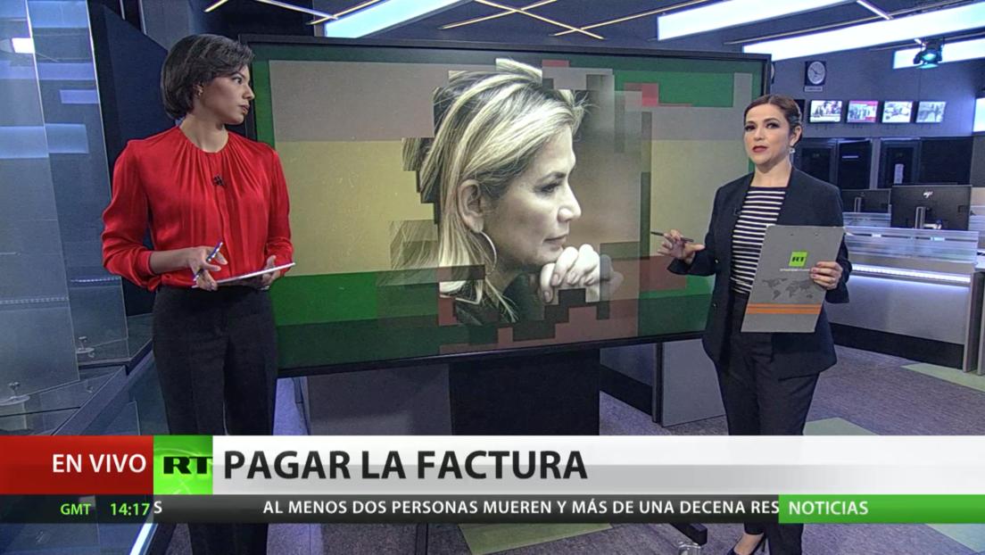 Morales: Áñez retiró su candidatura a la presidencia por su baja popularidad