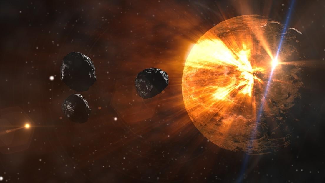 Dos asteroides cruzarán la órbita de la Tierra - Diario Digital Nuestro País