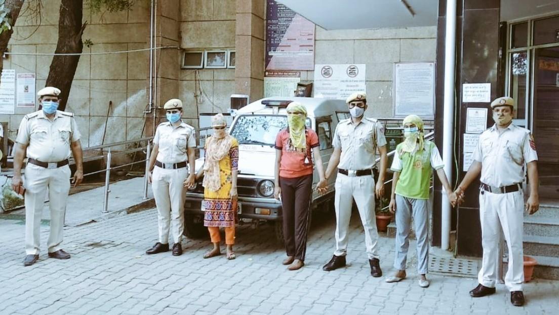 India: Detienen a tres personas que estrangularon a un joven por hacer insinuaciones sexuales