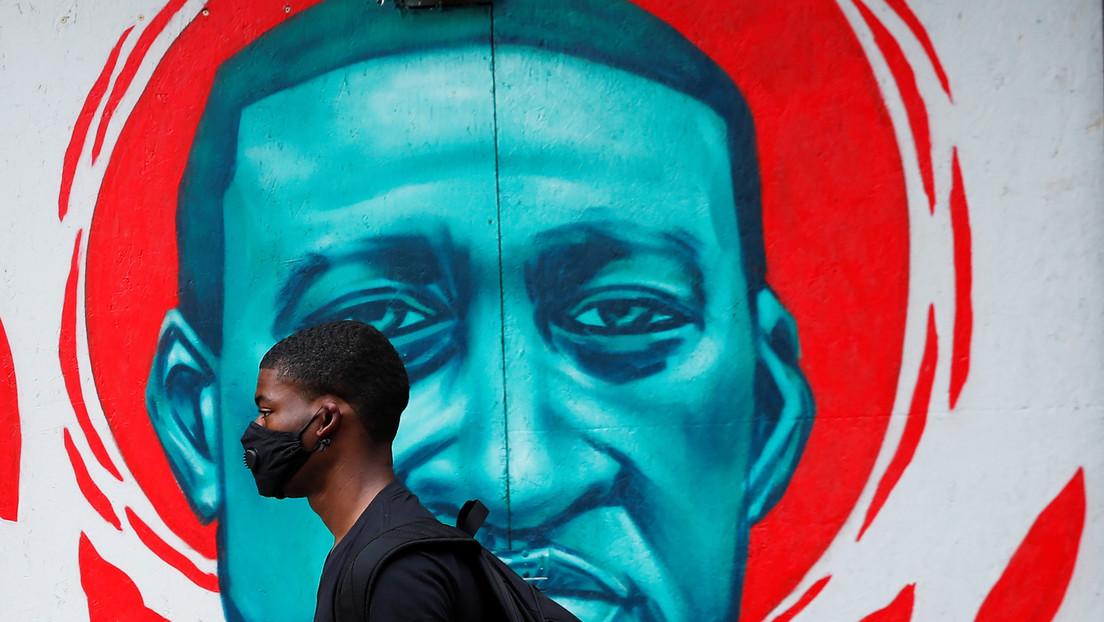 Mineápolis nombrará 'George Floyd' a un sector de la calle donde el afroamericano fue detenido