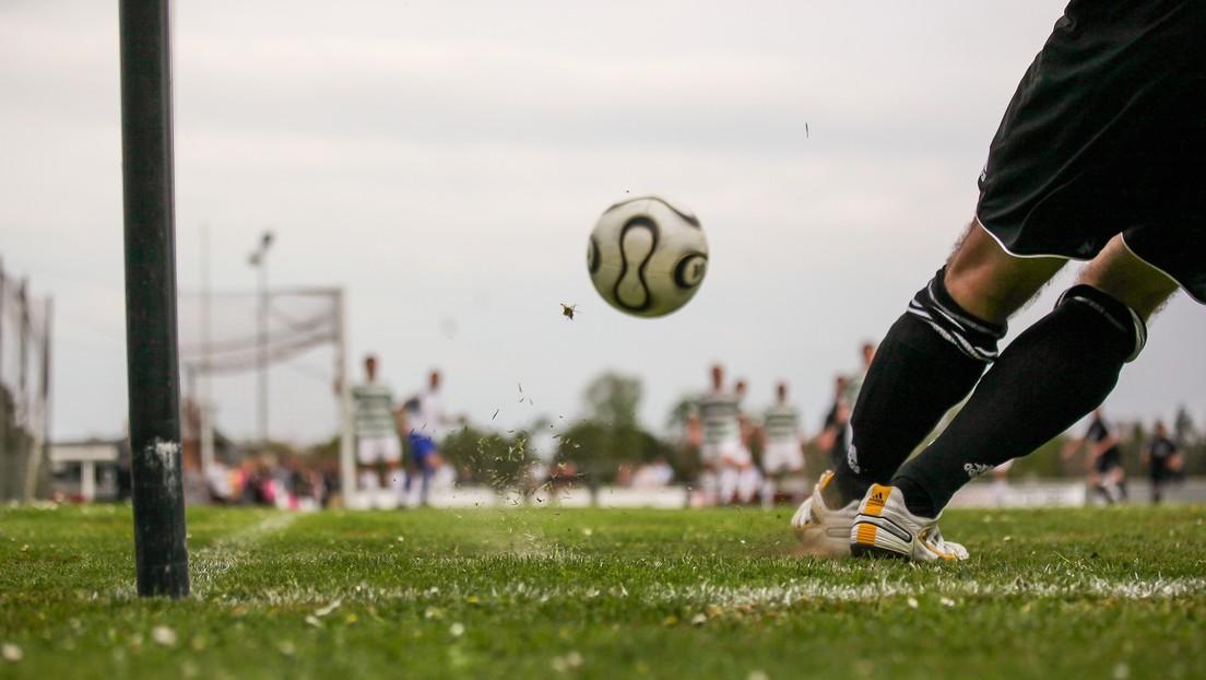 VIDEO: Un club alemán pierde por 0-37 un partido de fútbol que jugó manteniendo la distancia social thumbnail