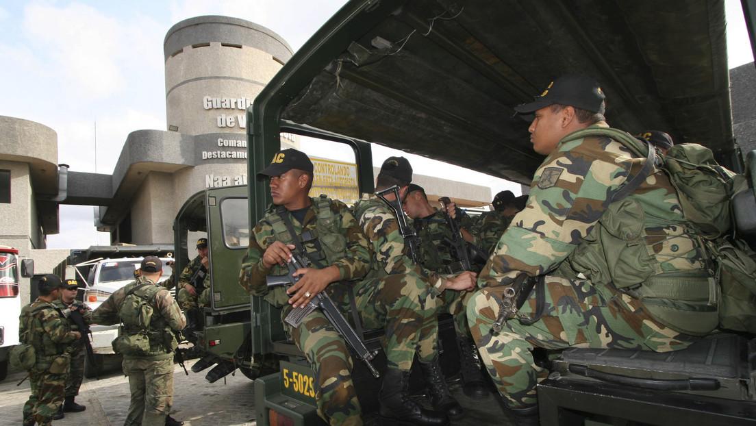 """Venezuela: Las Fuerzas Armadas desmantelan tres campamentos delictivos y detienen a cinco """"terroristas"""""""