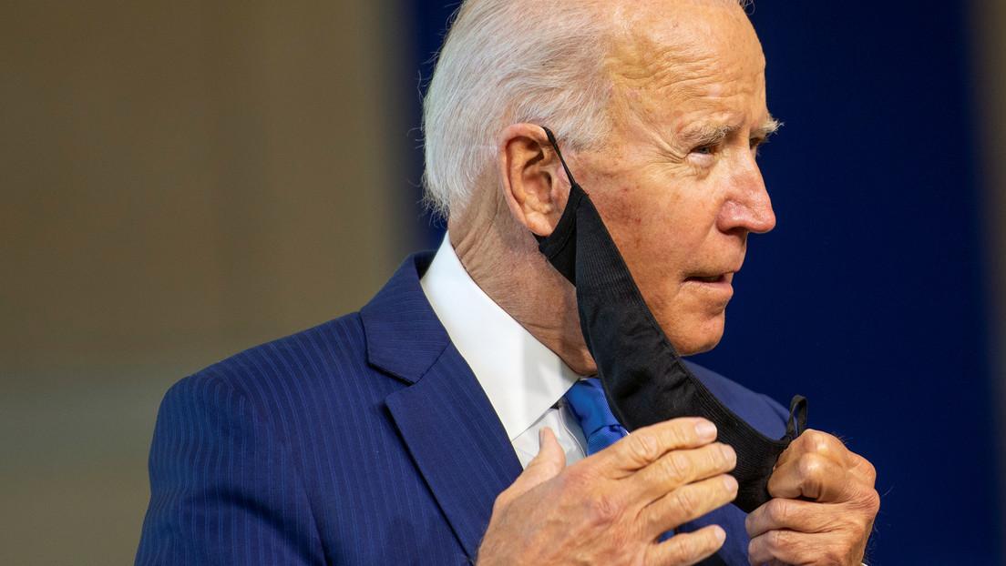 """Biden asegura en una charla de campaña que """"200 millones de estadounidenses morirán de covid-19 para cuando termine de hablar"""""""