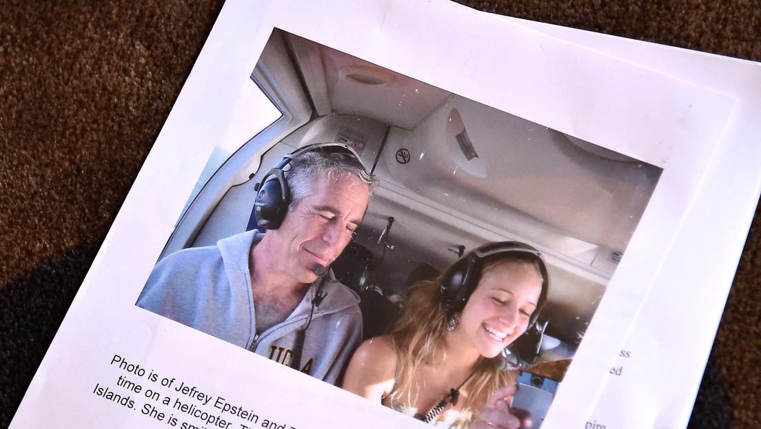Solicitan los nombres de todos los pasajeros que volaron en aviones de Jeffrey Epstein entre 1998 y 2019