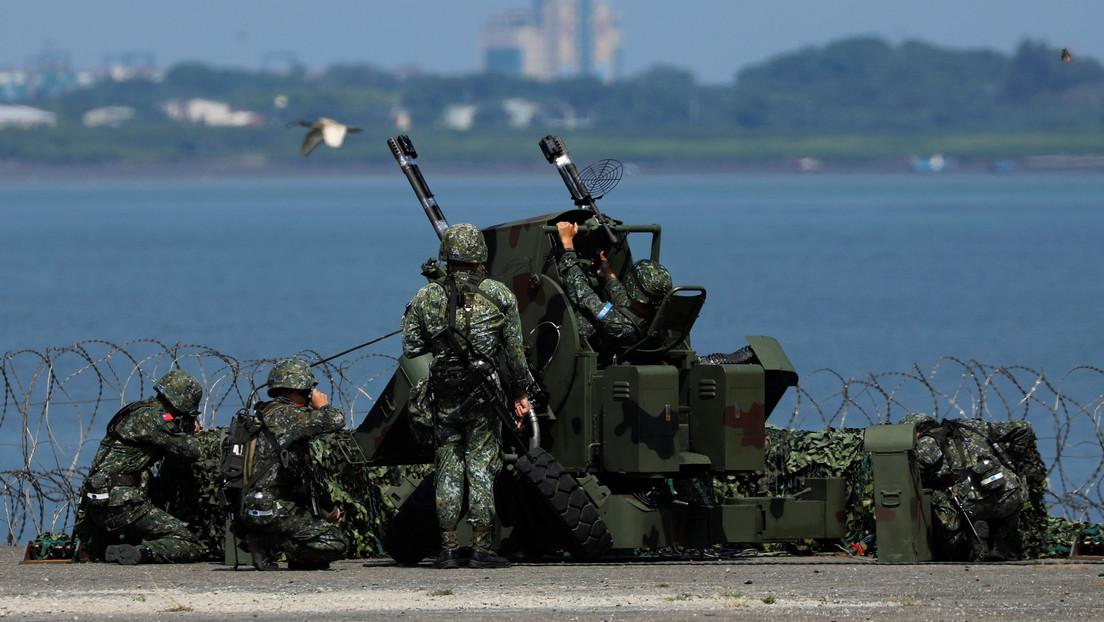 """Taiwán afirma que tiene derecho a """"la autodefensa y al contraataque"""" en una aparente advertencia a China"""