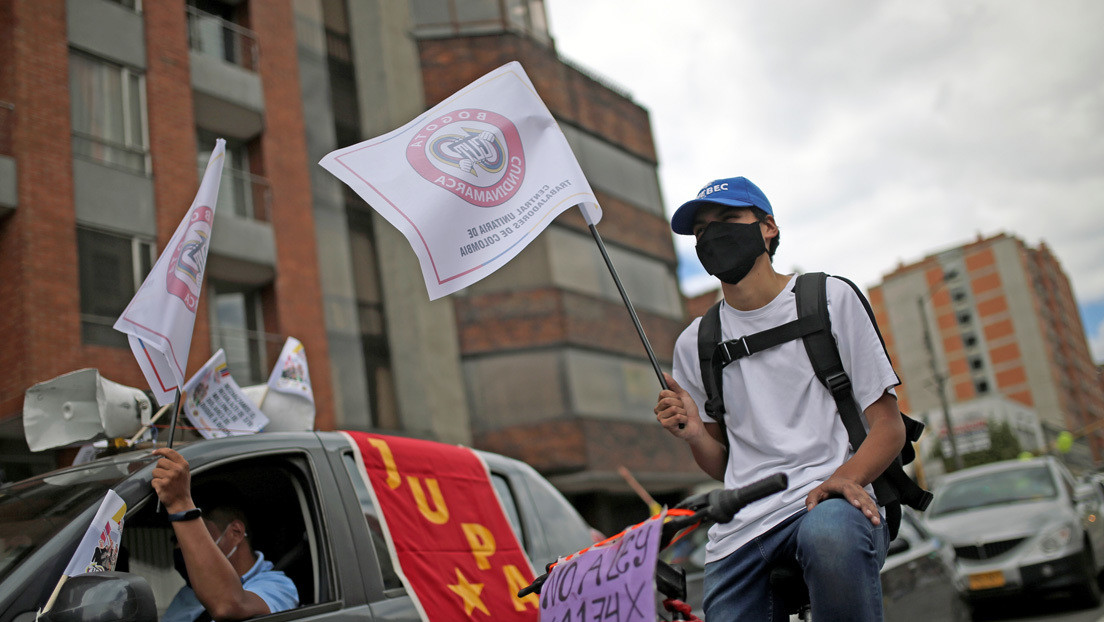 Colombia retoma las protestas masivas con un paro nacional contra la brutalidad policial, el deterioro del empleo y las masacres