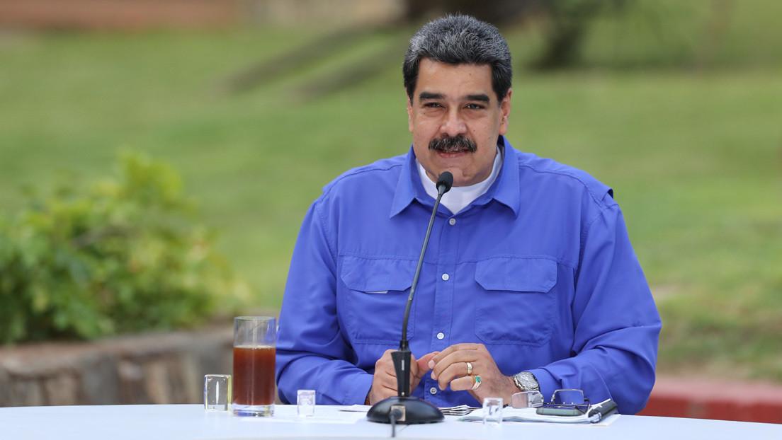"""Maduro reitera su invitación a la ONU para que envíe """"una comisión técnica"""" a las elecciones legislativas del próximo 6 de diciembre"""