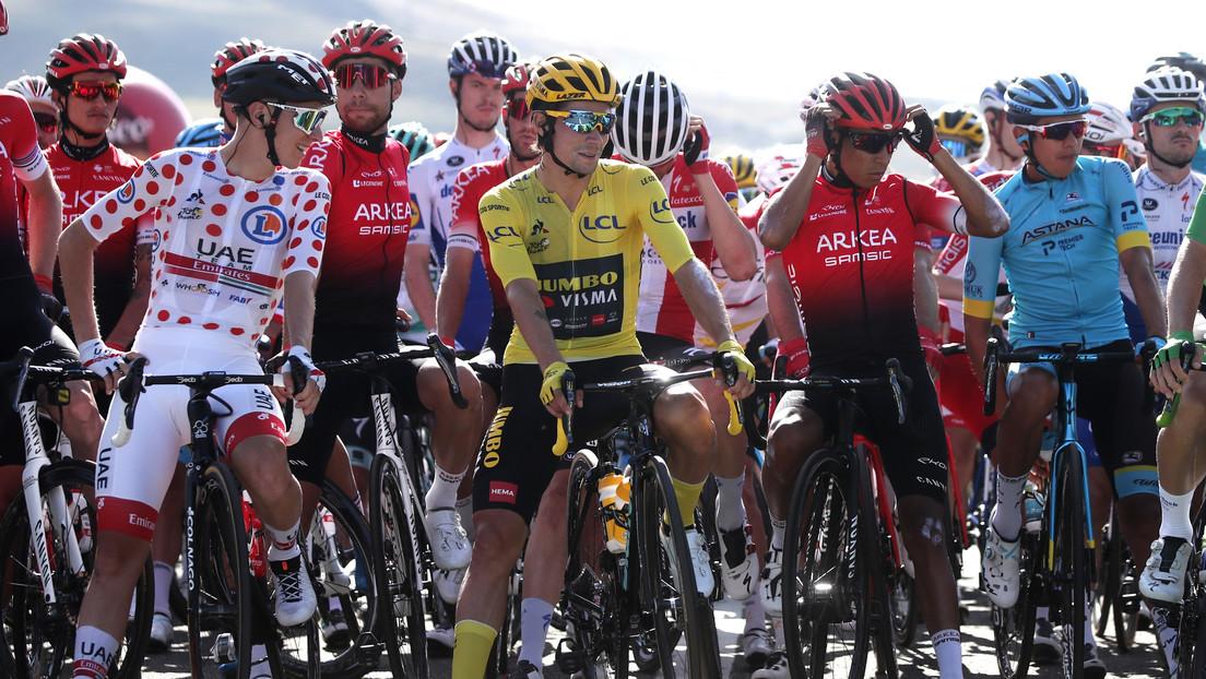 Tour de Francia: dos detenidos en el equipo del ciclista colombiano Nairo Quintana por sospecha de dopaje