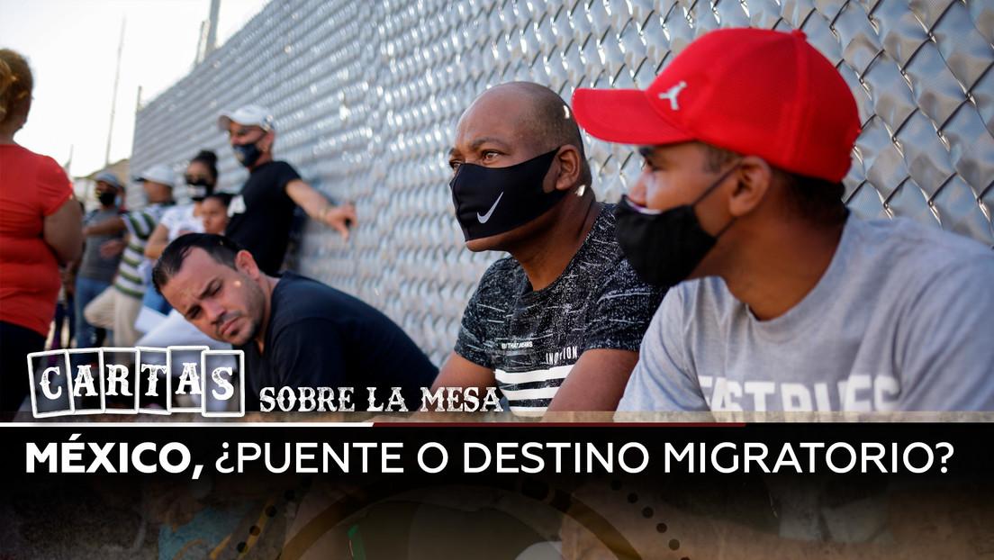México, ¿puente o destino migratorio?