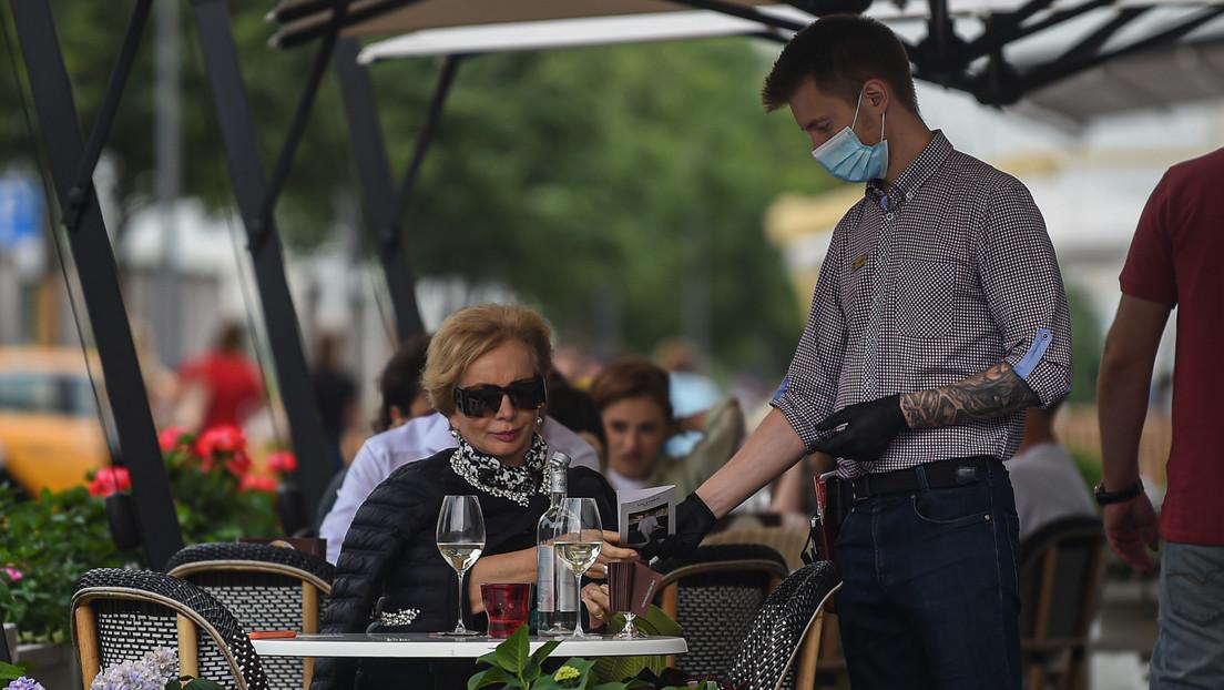 La OMS elogia la respuesta de Moscú a la pandemia