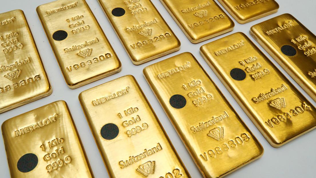 Un tribunal de apelaciones decide el destino de las 31 toneladas de oro de Venezuela depositadas en el Banco de Inglaterra