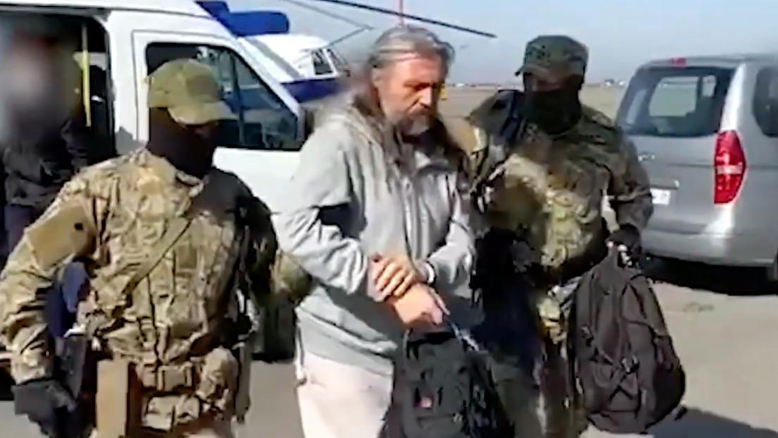 Detienen al 'nuevo Cristo', fundador de una secta en Siberia