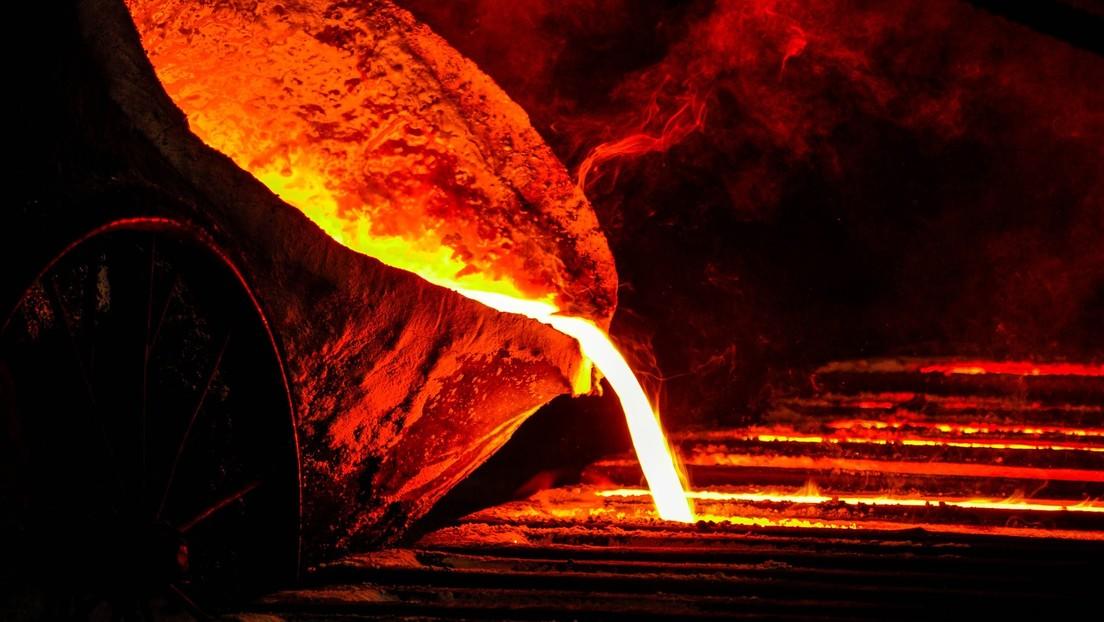 Descubren que los iraníes fundían hace unos 1.000 años un antecedente del acero inoxidable