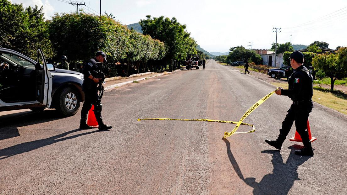 Matan a tiros a una mujer frente a su hijo de seis años en México