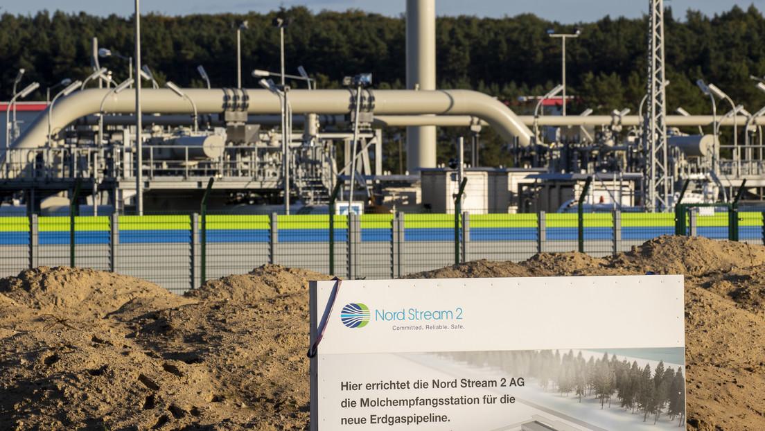Moscú comenta las llamadas de Pompeo a crear una coalición para impedir la construcción del gasoducto Nord Stream 2