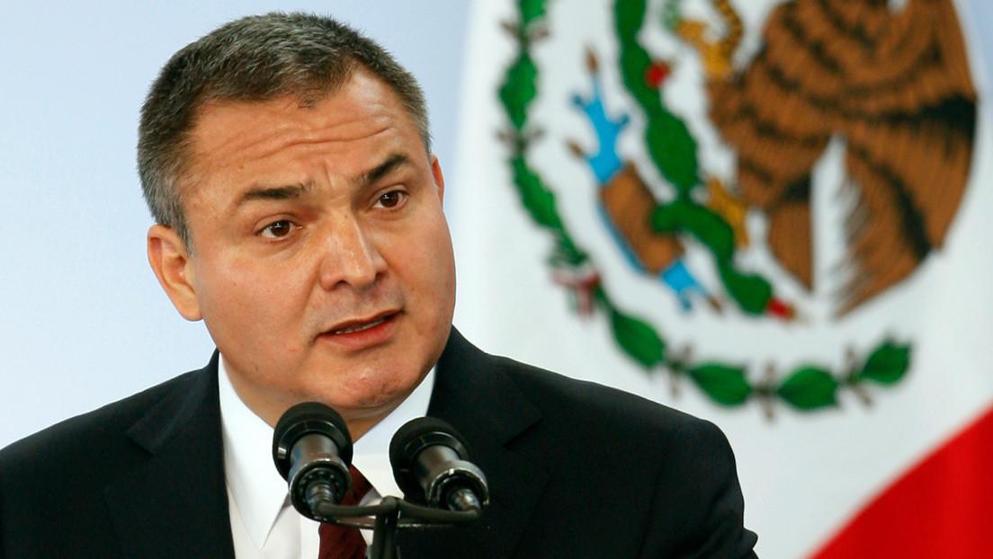La Fiscalía de EE.UU. presentó 17 llamadas entre García Luna y el Cártel de Sinaloa como pruebas ante el juez