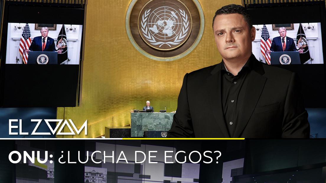 ONU: ¿Lucha de egos?