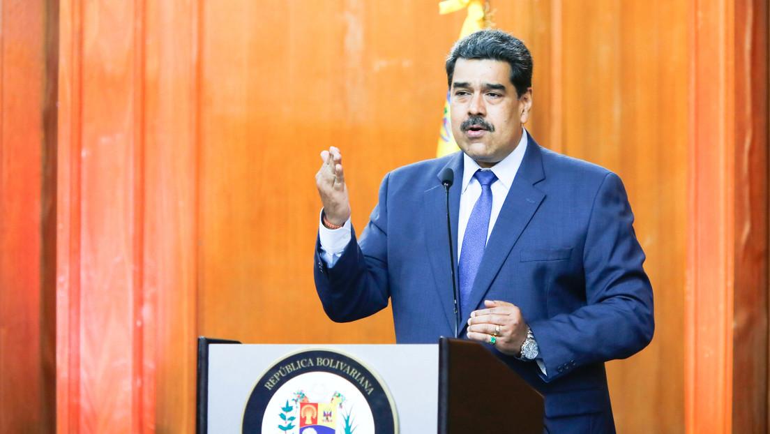 """Maduro denuncia que EE.UU. involucra a la CIA en """"operaciones encubiertas de carácter terrorista"""" contra Venezuela"""