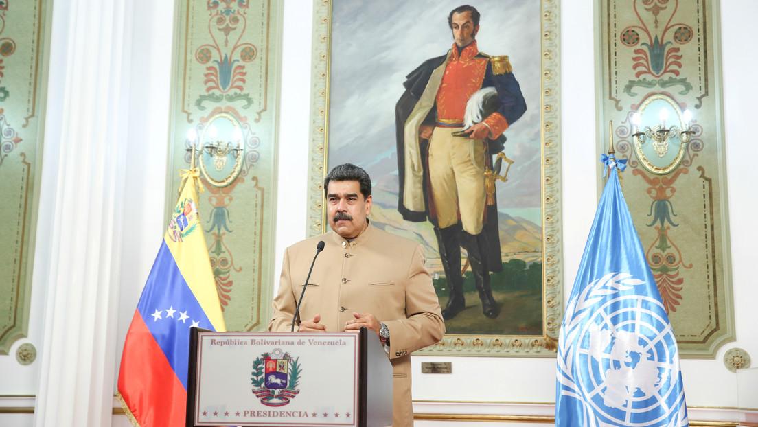 """Venezuela propone la creación de un """"fondo rotatorio"""" de la ONU para la adquisición de alimentos y medicinas con recursos públicos"""
