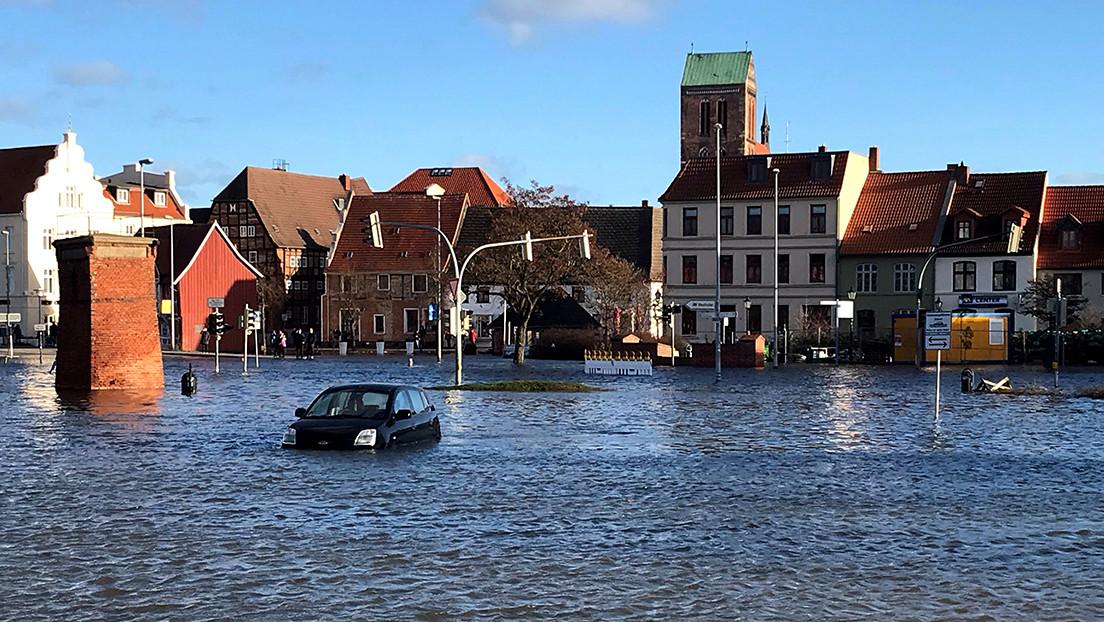 El nivel del mar podría subir para el 2100 en 38 centímetros por las emisiones de efecto invernadero