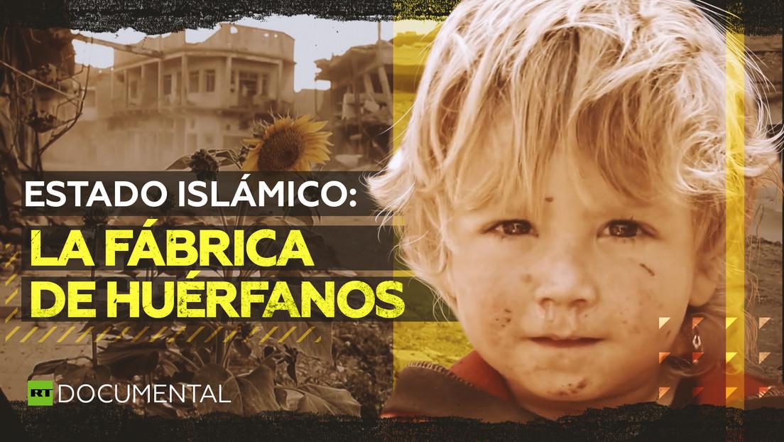 Estado Islámico: la fábrica de huérfanos