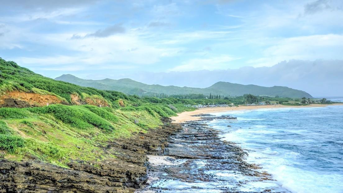 La isla más poblada de Hawái podría perder el 40 % de sus playas